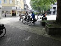 Seniorenbeirat Bilder Radtour nach Emsdetten